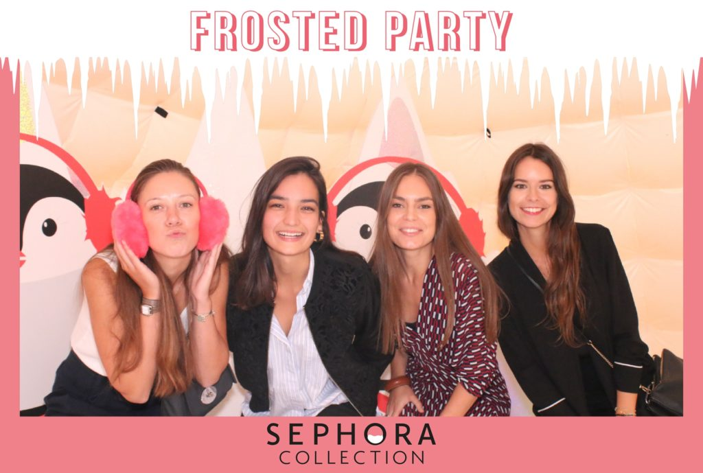 Photobooth Sephora